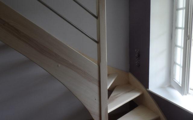 Nos escaliers